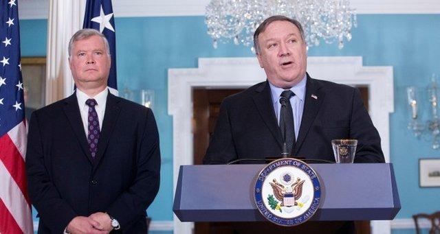 سئول: لغو سفر پامپئو به کره شمالی بر گشایش دفتر نمایندگی دو کره اثر می گذارد
