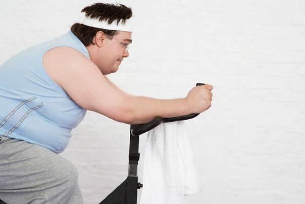 ورزش خون افراد چاق را سالم تر می نماید