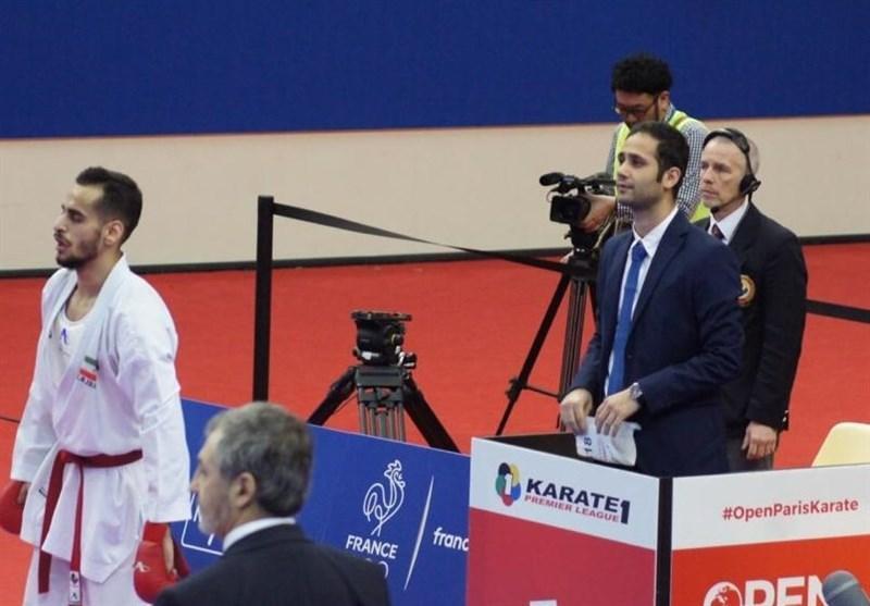 سعید حسنی پور: خِیر مدال طلای عسگری به همه کاراته ایران می رسد، کاراته می تواند غیرممکن ها را در المپیک ممکن کند