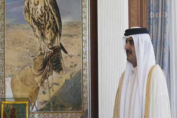 آمادگی امیر قطر برای یاری به سودان به منظور عبور از بحران