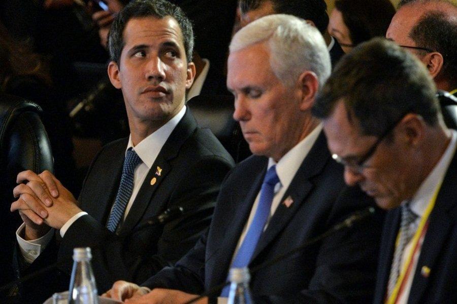 هشدار جدی آمریکا به مادورو درباره اقدام علیه گوایدو
