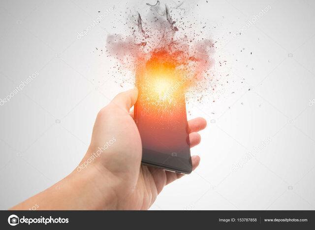 اقدامات ایمنی برای جلوگیری از انفجار گوشی در فصل گرما