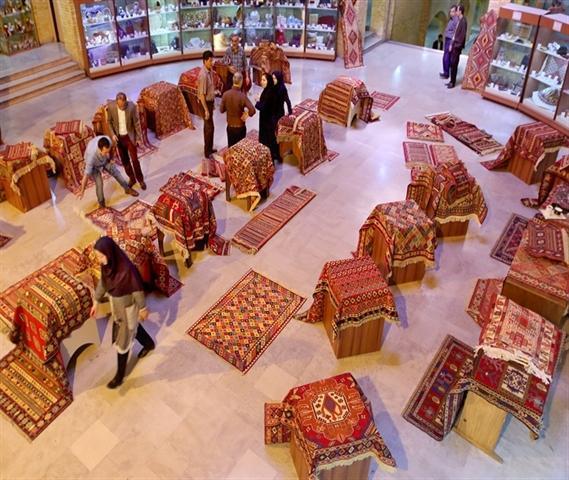سازمان میراث فرهنگی میزبان نمایشگاه تخصصی گلیم بافی مغان
