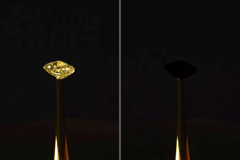محققان MIT سیاه ترین ماده دنیا را به طور تصادفی ساختند: قدرت جذب 99.995 درصد نور و 10 برابر سیاه تر