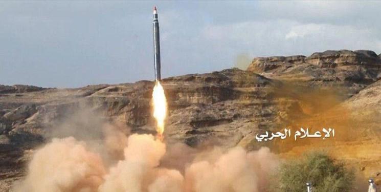 شلیک موشک های بالستیک یمن به جنوب عربستان