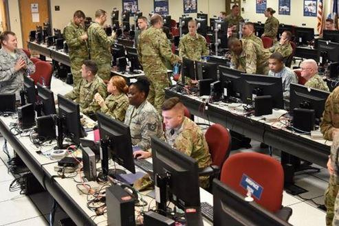 تغییر مرکز فرماندهی مشترک عملیات های هوایی آمریکا از بیم ایران