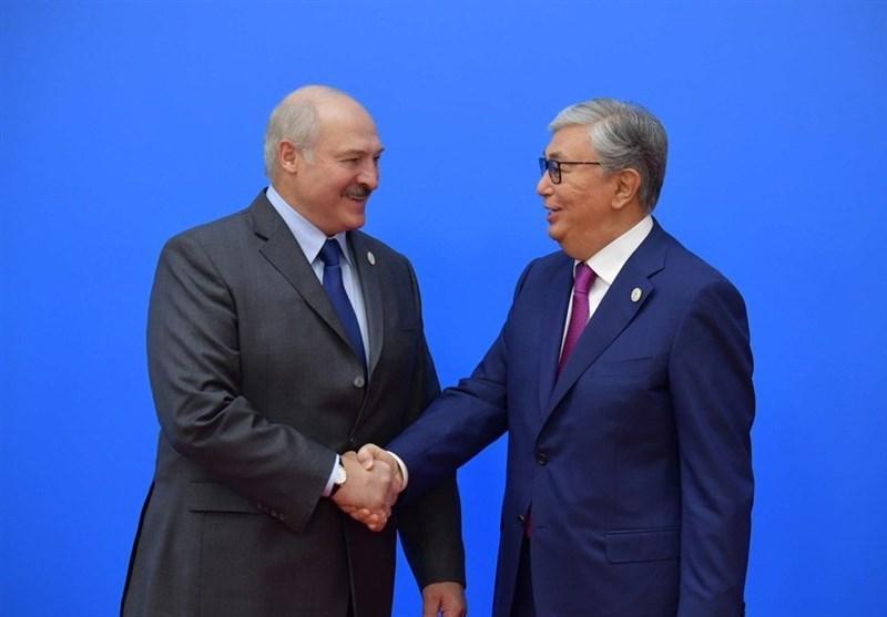 صادرات نفت قزاقستان به بلاروس