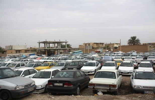 ممنوعیت پارک خودرو در خیابان های مهران