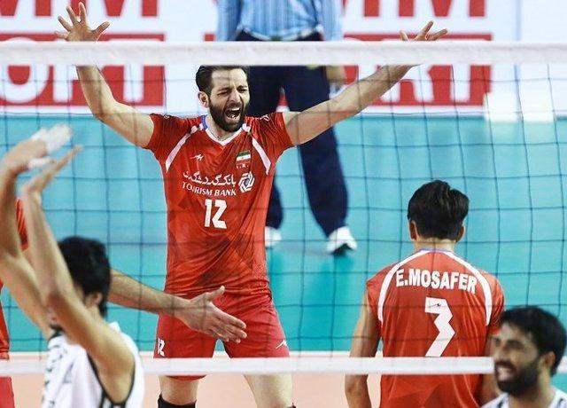 چین تایپه هم حریف امیدهای والیبال ایران نشد