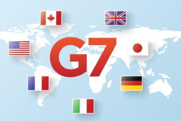 جی 7 علیه اقدامات روسیه یکپارچه است!