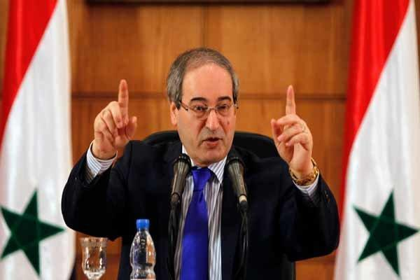 با تمام امکانات در برابر تجاوزات ترکیه علیه سوریه می ایستیم