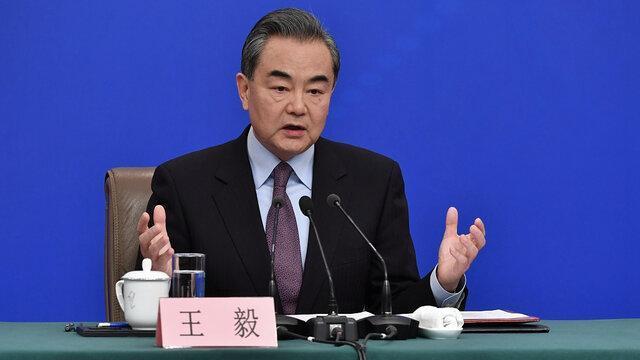 وزیر خارجه چین: پکن اثربخشی برجام را حفظ نموده است، همه طرف ها برای حل اختلافات گفت وگو نمایند