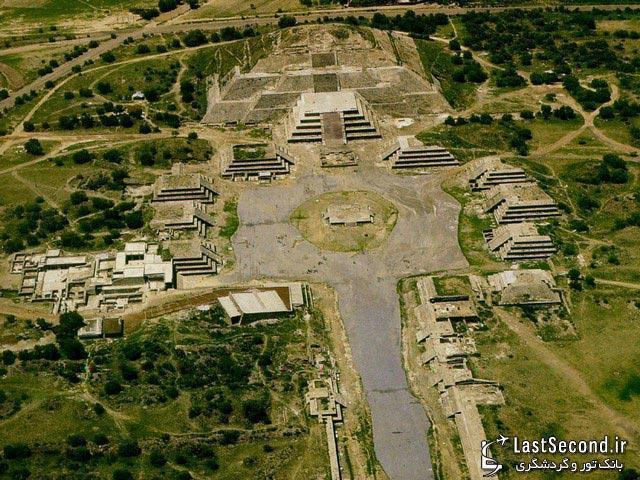 شهر باستانی تئوتیهواکان، مکزیک