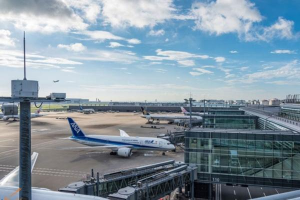 فرودگاه های اصلی ژاپن