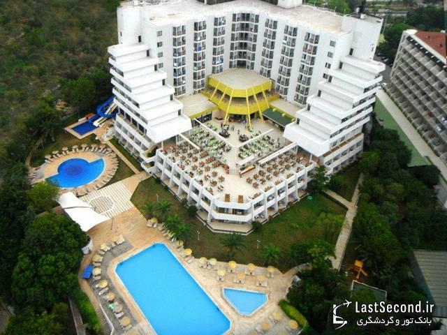 هتل Vista Hill، کوش آداسی
