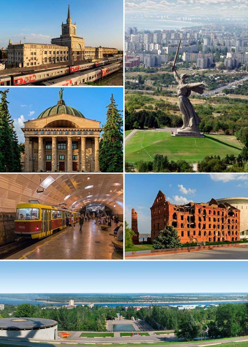 راهنمای سفر به ولگوگراد روسیه