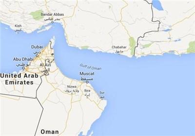 44 ملوان نفتکش های حادثه دیده در دریای عمان به بندر جاسک منتقل شدند