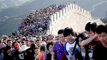 بازار گردشگران رو به رشد چینی