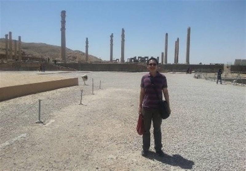 خاطرات گردشگر چینی از حضور 5 باره خود در ایران، صنعت توریسم ایران مظلوم است