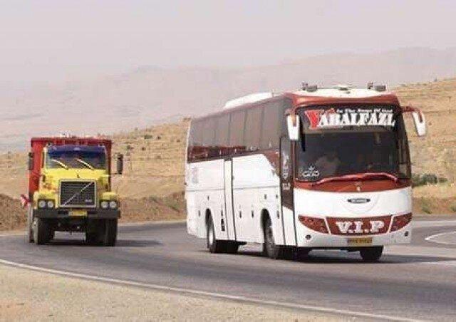 نظارت بر اتوبوس های مسافربری با استفاده از سامانه سپهتن