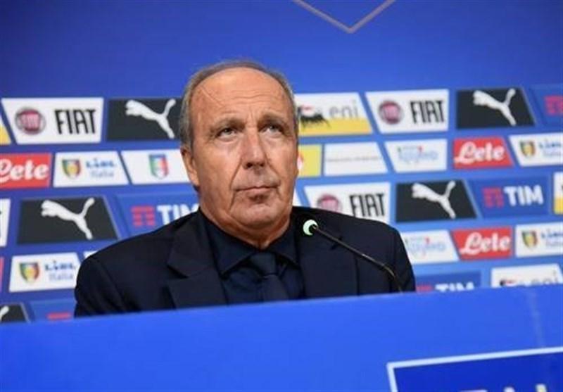 نارضایتی سرمربی ایتالیا با وجود پیروزی پرگل تیمش