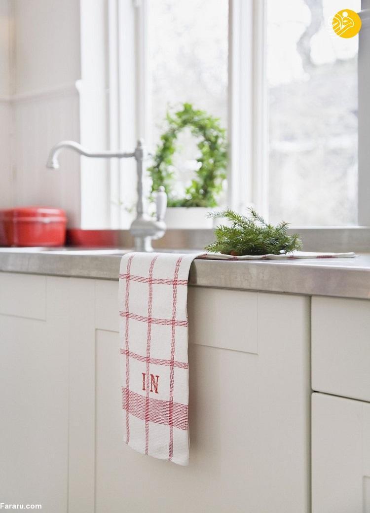 7 وسیله خانه که هر روز باید آن ها را تمیز کنید