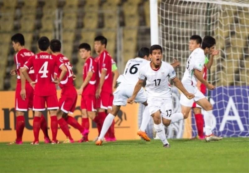 نمایش خیره کننده خط حمله تیم ملی نوجوانان در مسابقات فوتبال زیر 16 سال غرب آسیا