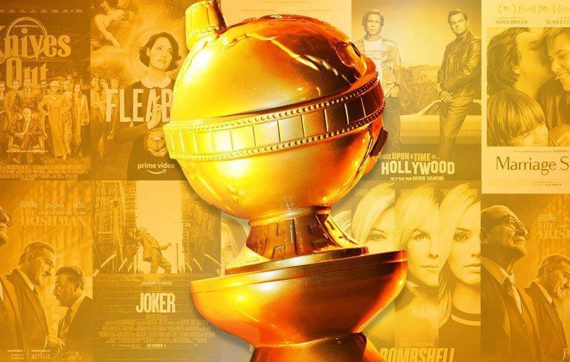 برندگان گلدن گلوب 2020 در بخش سینما و تلویزیون (همزمان با پوشش زنده مراسم به روز می گردد)