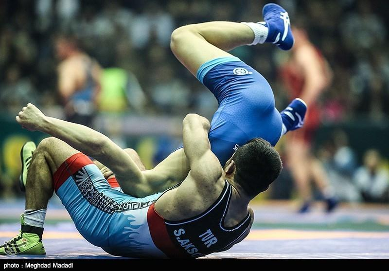 احسان پور به مدال طلا رسید