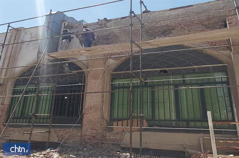شروع بازسازی مسجد تاریخی میدان در ارومیه