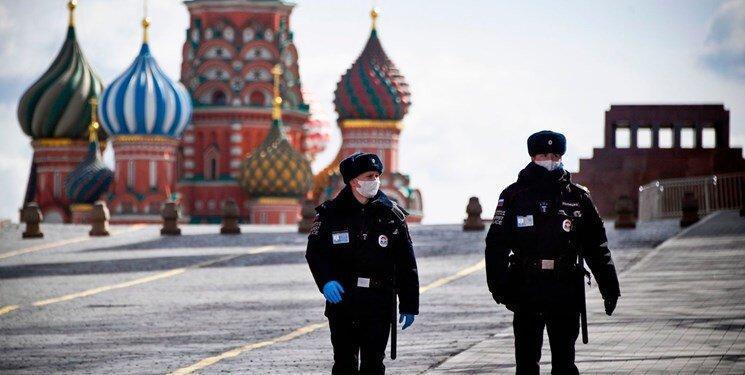 روسیه هم در تعداد مبتلایان به کرونا رکورد زد