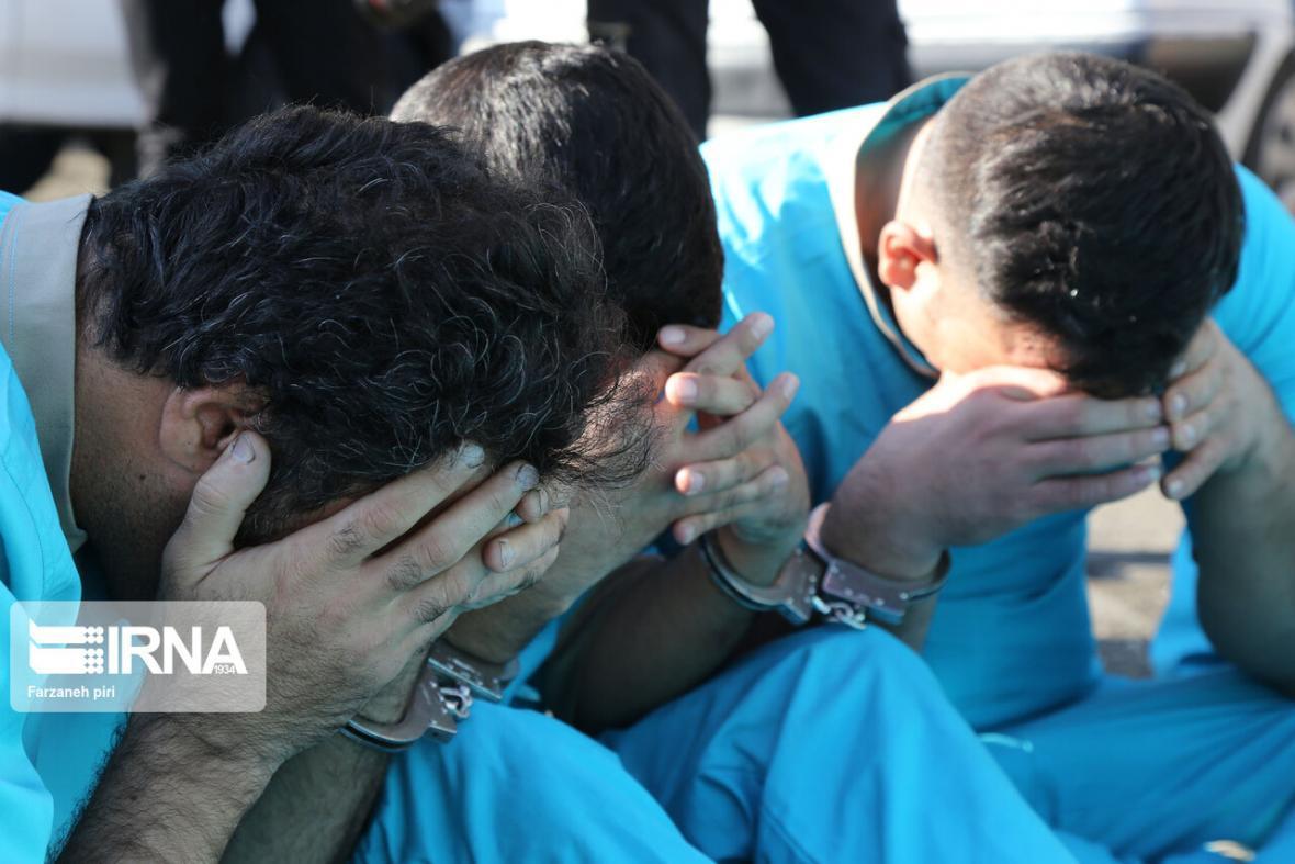 خبرنگاران عوامل درگیری طایفه ای در دارخوین شادگان دستگیر شدند