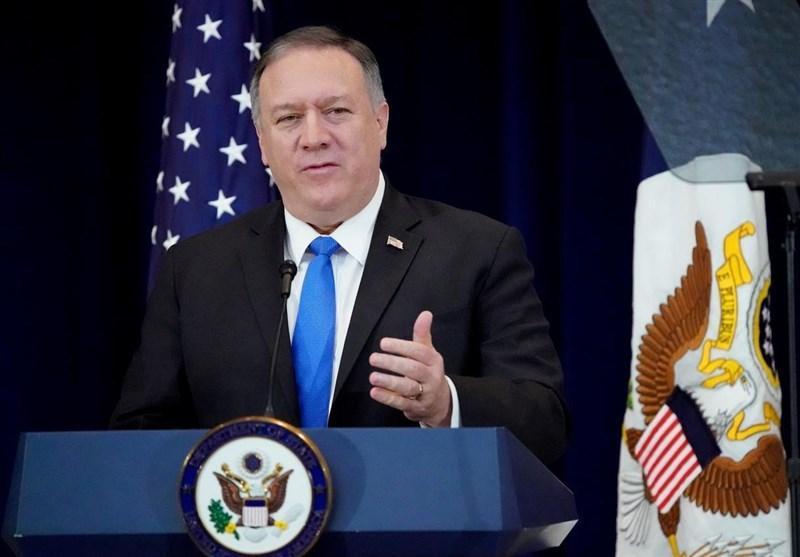 پامپئو: اجازه نخواهیم داد تحریم های تسلیحاتی علیه ایران برداشته شود