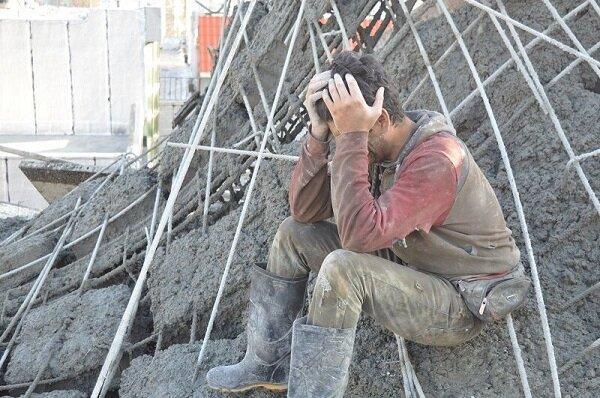 مرگ یک کارگر بر اثر سقوط از طبقه پنجم