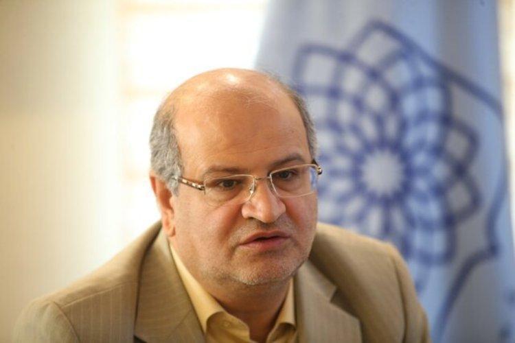 دکتر زالی: تهران هنوز در شرایط قرمز قرار گرفته است