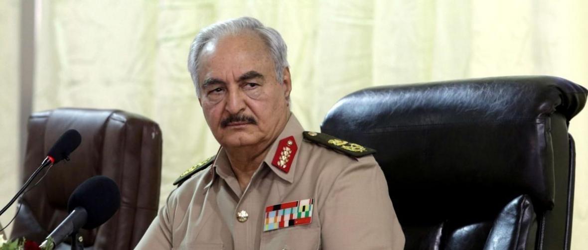 لیبی، سفر ژنرال حفتر به مصر، رایزنی مقامات الوفاق در مسکو