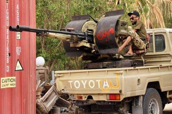 آوارگان درگیری های شمال لیبی به بیش از 27 هزار نفر رسیده است