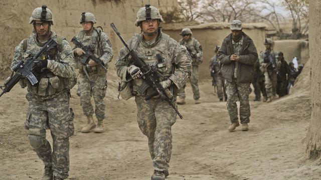 4 هزار سرباز دیگر آمریکایی از افغانستان خارج می شوند