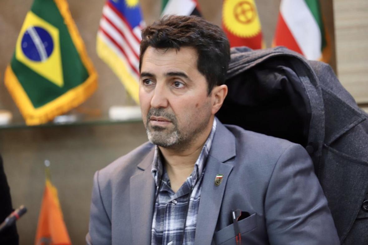 ناظم الشریعه: نبی گفت مطالبات تیم ملی فوتسال پرداخت می شود