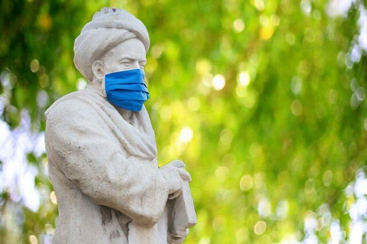 (تصویر) بوعلی سینا ماسک زد