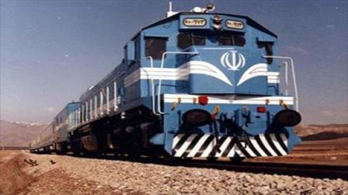 کاهش 80 درصدی سنگ پرانی به قطار های راه آهن شمال