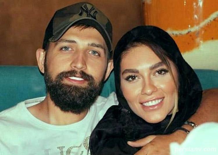 (ویدئو) درخواست طلاق سویل خیابانی از محسن افشانی؛ محسن افشانی تصاویر خصوصی همسرش را منتشر کرد!