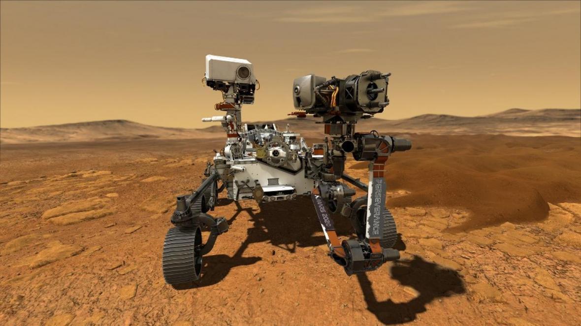 کاوشگ مریخ، 5 شنبه به فضا می رود