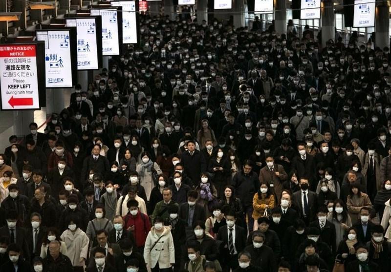 ابتلای بی سابقه 472 مورد به کرونا تنها در یک روز در توکیو