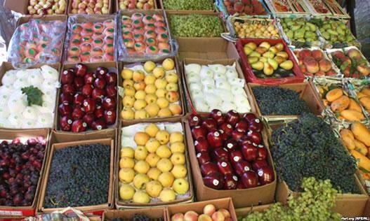 رشد 16 درصدی صادرات محصولات کشاورزی