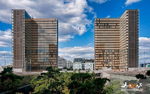 کتابخانه ملی فرانسه یا کتابخانه فرانسوا میتران