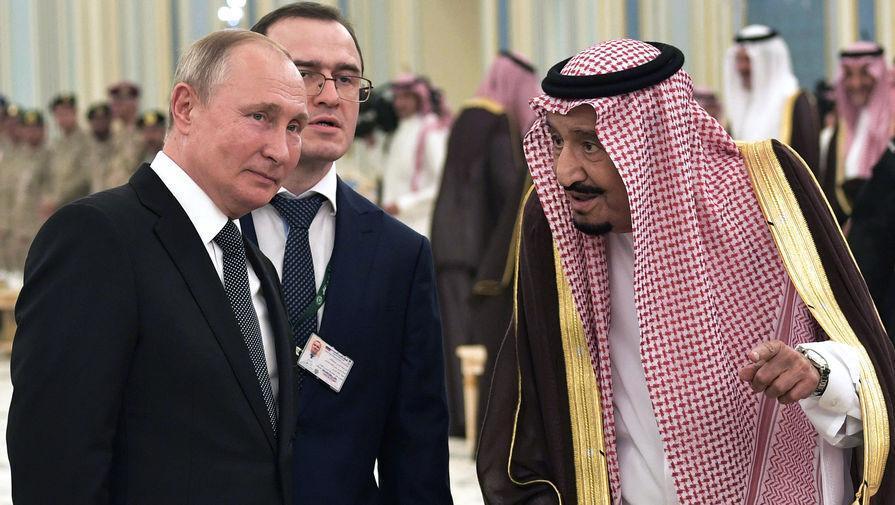 رایزنی سران روسیه و عربستان درباره نفت و واکسن کرونا