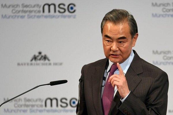 پکن: دخالت خارجی در دریای چین جنوبی جایز نیست