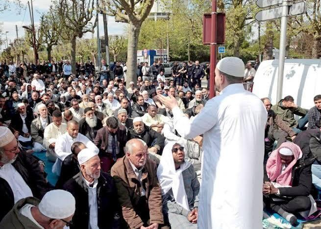 خبرنگاران الشرق الاوسط: سخنان مکرون به خاطر رشد روز افزون مسلمانان است