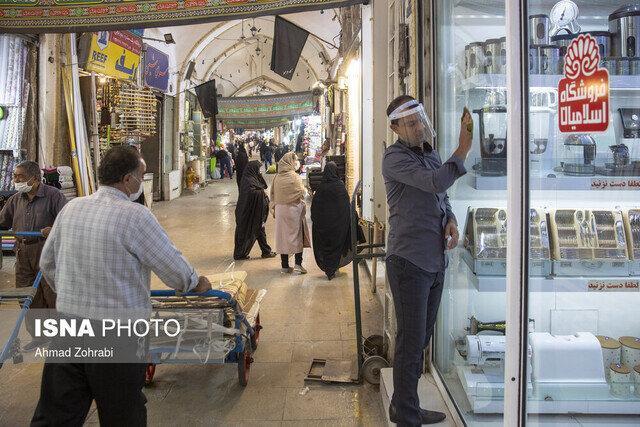پلمب بیش از 400 واحد صنفی در کرمانشاه به دلیل تخلفات کرونایی